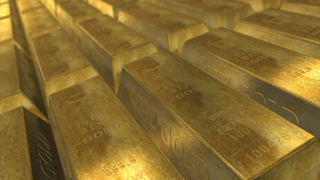 Gold idealerweise lagern